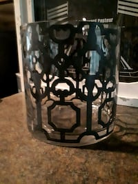Candle holder large glass Chilliwack, V2P 8A8