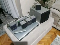 PHILIPS DVD HOME THEATER SYSTEM