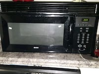 black and gray microwave oven Modesto, 95350
