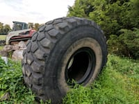 Continental tractor tire