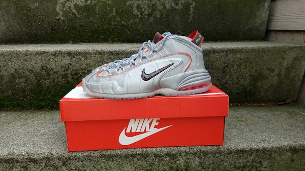 0a23d09a9 Used forty niner air max penny doernbecher Jordan yeezy for sale in ...