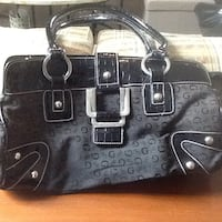Guess black purse  Fort Erie