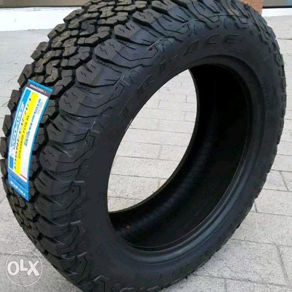All terrain tires: no credit check/only $40 down p