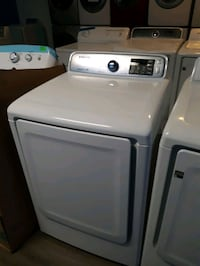 SAMSUNG ELECTRIC DRYER WORKING PERFECTLY
