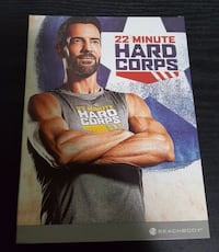 22 Minute Hard Corps by Tony Horton from Beachbody Toronto, M9V 1Z4