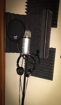 Complete High Quality USB Home Studio Recording Set Up null
