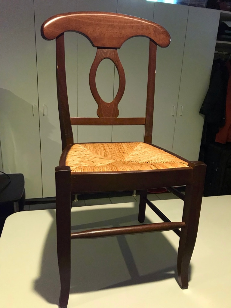 Pottery Barn Dining Chair