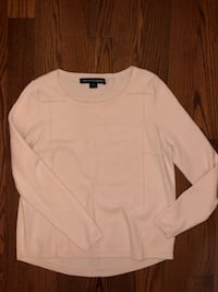 French Connection light pink sweater Markham, L3P 1W2