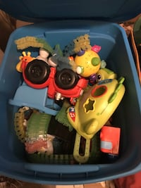 Tote full of baby toys Wichita, 67208