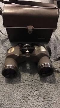 Nice binoculars, and case Lenexa, 66215