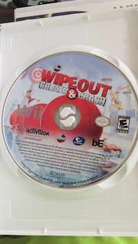 Wipe out wii game  Naperville, 60564