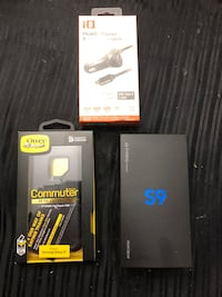 Samsung Galaxy S9 Phone and accessories all Brand New never never used! Vaughan, L4H 1A9