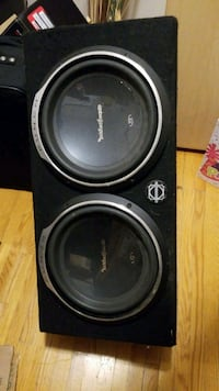 2 Rockford fosgate 12p3 in sealed box Brampton, L6T 1N3