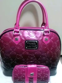 Hello kitty LoungeFly Purse and wallet  Burbank, 91504