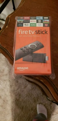 Amazon Fire TV stick with Alexa Voice Remote box Pflugerville, 78660