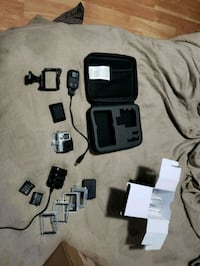 GoPro Hero 4 Black with lots of Accessories! Oakdale, 55128