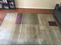 Area rug + rug pad- EXCELLENT condition Annandale, 22312