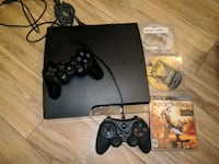 ps3 and 3 games Winnipeg, R3A 0G6
