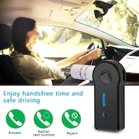 Music Bluetooth Receiver Car Kit Wireless Montreal, H1Z 3R1