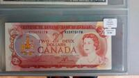 1974 2$ Canada Good Condition Mississauga, L5C 0A3