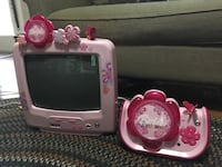 Barbie TV and DVD Player Great Shape   Charles Town, 25414