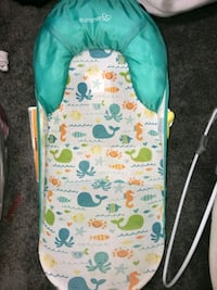 baby's green and white bather Hagerstown, 21740