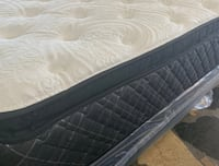 Queen pillowtop mattress. Brand new Yonkers
