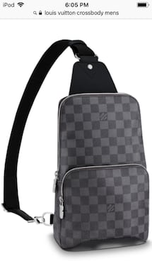 Louis Vuitton crossbody,