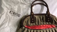100% Authentic MZ Wallace bag with attached bag inside.