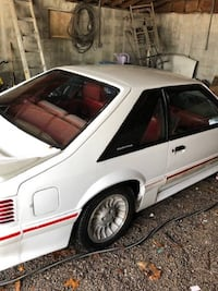 1988 Mustang 5.0 with TCI Street Fighter Trans Sharon