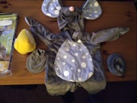 0-6 month mouse costume Red Lion, 17356