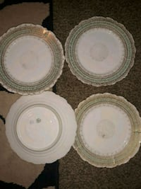 For Fine China plates real gold Birmingham, 35226
