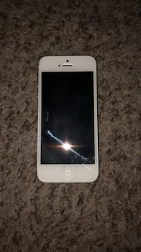 iphone 5. Has a screen protector on it. 16GB. Carrier Verizon.  Albuquerque, 87109