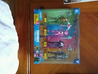 Fortnite collectable doll set