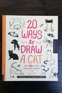20 Ways to Draw a Cat Brampton, L6X