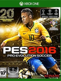 Pes 2016 soccer game for only $15.!! Hyattsville, 20782