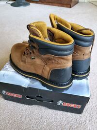 Composite Toe Boots Rocky professional work boots