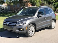2013 Volkswagen Tiguan TSI FWD Very Good Clean Title Ready To Go $2,000 Down Payment