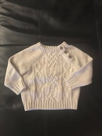 Baby Gap 18-24 months sweater Mississauga, L5E 2G8