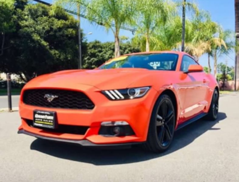 Ford - Mustang - 2016 0