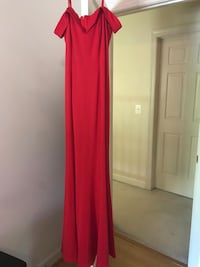 Long red prom dress Woodbridge, 22191
