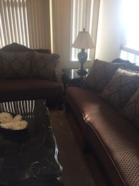 Living room and dining room set(includes hutch) Burnaby, V3N 2K1