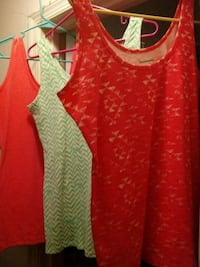 New tank tops size large 5 for all Martinsburg, 25405