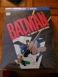Batman the animated series Blu-ray set (new) Campbell, 95008