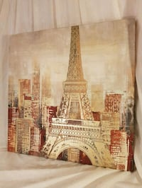 NEW Eiffel Tower painting for sale! Corona
