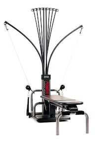 Barely used - Bowflex xtl with all add-ons ($99) - 4K purchase price Ellicott City, 21043