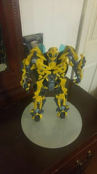 Bumblebee's Collectors CD Carrying Case