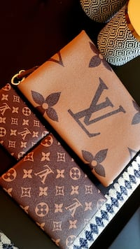 Lv bag, comes all together in the 3 sizes