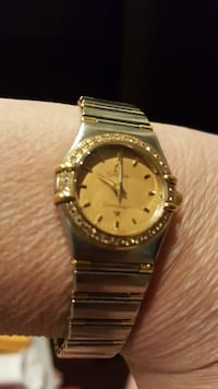 Omega Constellation Diamond Watch Thousand Oaks, 91362