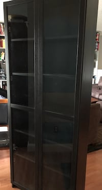 IKEA Billy bookcase with glass doors West Linn, 97068